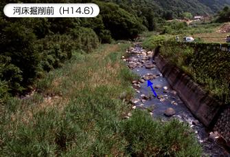 河床前(H14.6)