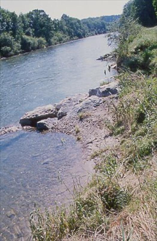 ツール川水制