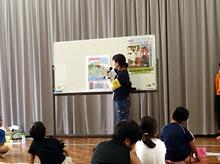 環境保全に関する講義