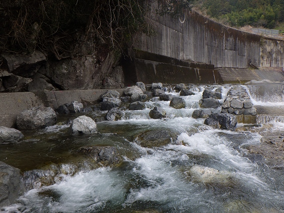 上八川川・本郷地先横断構造物