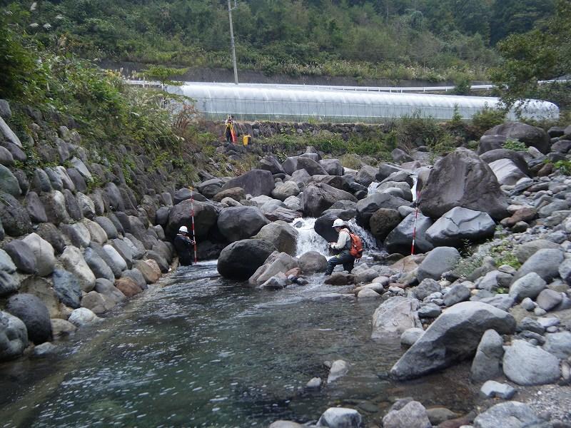 河川調査1